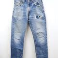 破れたジーンズのリペア&リメイク術!自分でやる上手な補修テクを解説!