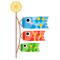 折り紙で手作り鯉のぼりの折り方6選!立体的に作るコツやかわいい作り方をご紹介!