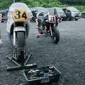 初心者でもバイクでサーキットを走ってみよう!サーキット走行の事前整備