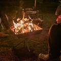 【初心者必見】焚き火をもっと楽しくする!知っておきたい薪の組み方9選!